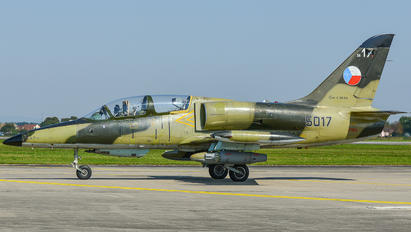 5017 - Czech - Air Force Aero L-39ZA Albatros