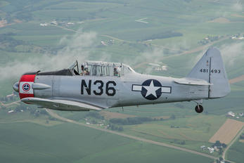N36 - Private North American T-6G Texan
