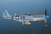 N1751D - Private North American P-51D Mustang aircraft