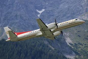 HB-IYI - Etihad Regional - Darwin Airlines SAAB 2000