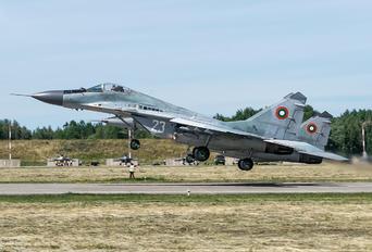 23 - Bulgaria - Air Force Mikoyan-Gurevich MiG-29A