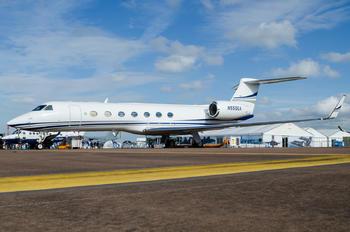 N550GA - Gulfstream Aerospace Service Corp Gulfstream Aerospace G-V, G-V-SP, G500, G550