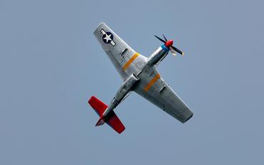 - - Hangar 11 North American P-51A Mustang