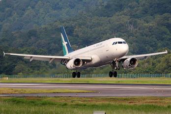 9V-SLK - SilkAir Airbus A320