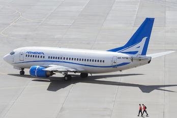 EK-73736 - Aircompany Armenia Boeing 737-500