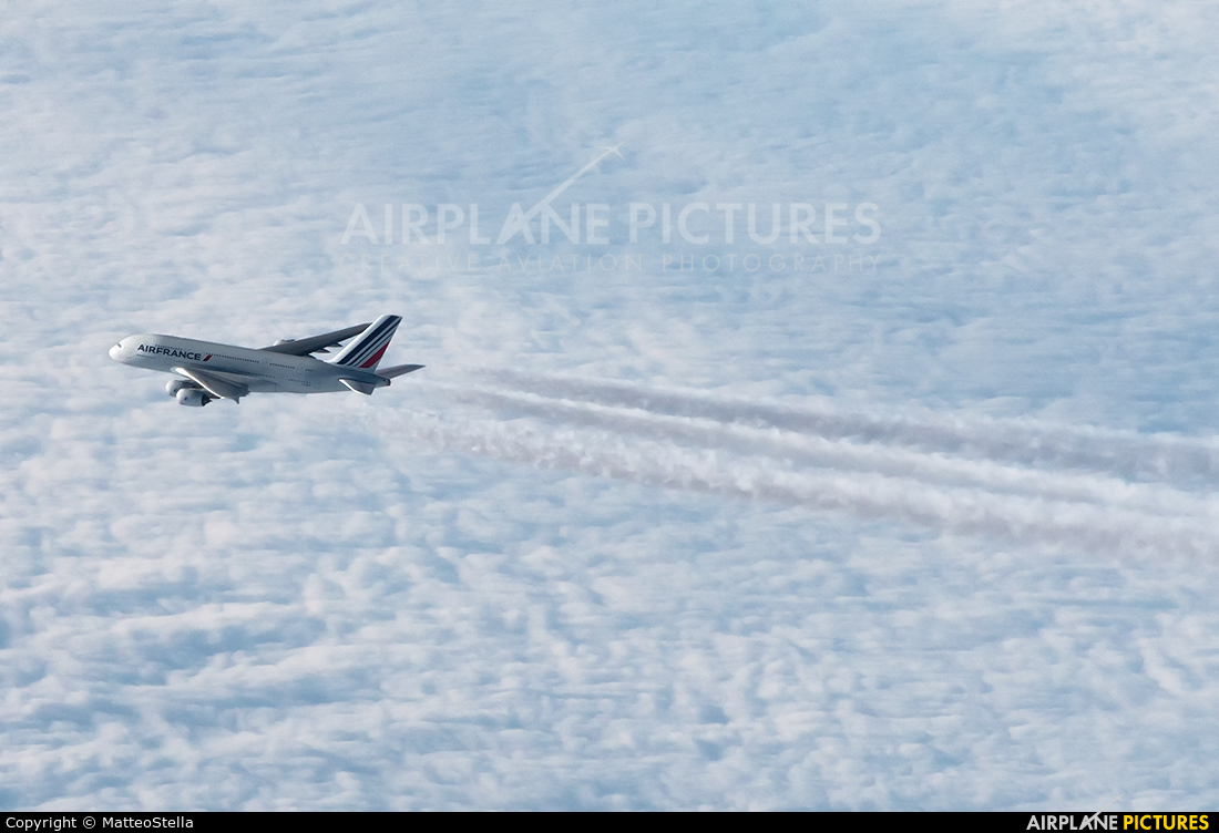 Air France F-HPJA aircraft at In Flight - International