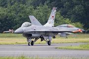 E-008 - Denmark - Air Force General Dynamics F-16A Fighting Falcon aircraft