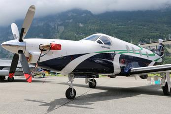 HB-FWT - Private Pilatus PC-12