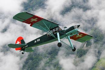 HB-EJJ - Private Fieseler Fi.156 Storch