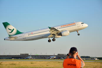 TC-FHY - FreeBird Airlines Airbus A320