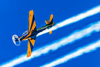 """5703 - Brazil - Air Force """"Esquadrilha da Fumaça"""" Embraer EMB-314 Super Tucano A-29A"""