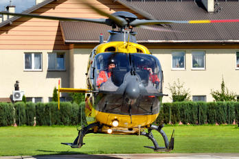 SP-HXY - Polish Medical Air Rescue - Lotnicze Pogotowie Ratunkowe Eurocopter EC135 (all models)