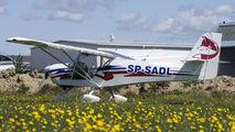 SP-SADL - Private Apollo Fox aircraft