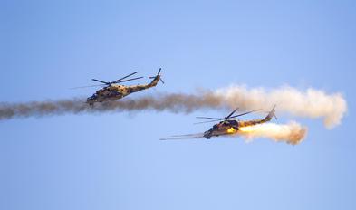 RF-93545 - Russia - Air Force Mil Mi-35P