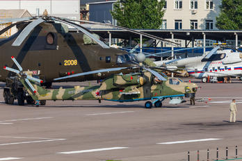 - - Russia - Air Force Mil Mi-28