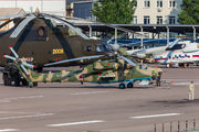 - - Russia - Air Force Mil Mi-28 aircraft
