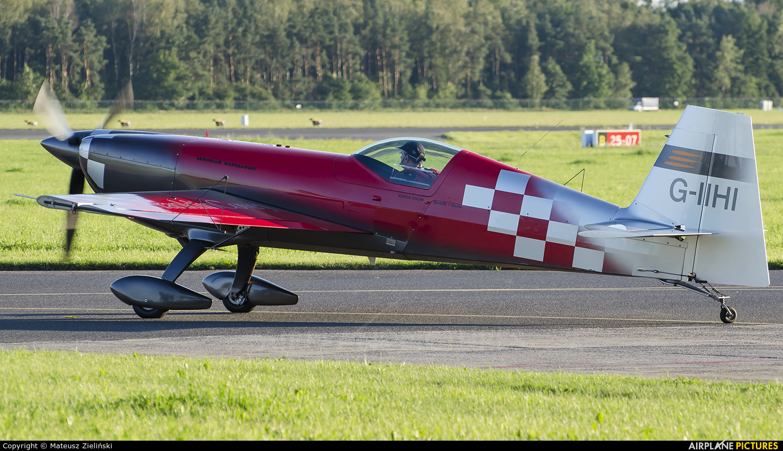Aeroklub Warszawski G-IIHI aircraft at Radom - Sadków
