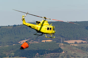 EC-MAZ - INAER Bell 412EP