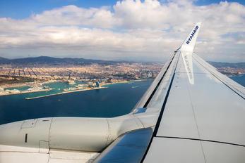EC-FIB - Ryanair Boeing 737-800