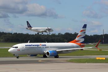 C-FDBD - Sunwing Airlines Boeing 737-800