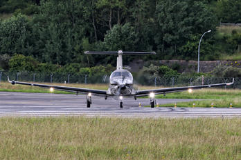 LX-JFK - Private Pilatus PC-12