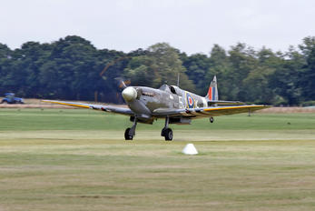 "MK356 - Royal Air Force ""Battle of Britain Memorial Flight&quot Supermarine Spitfire LF.IXc"