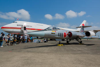 76-8689 - Japan - Air Self Defence Force Mitsubishi F-104J Starfighter