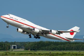 20-1101 - Japan - Air Self Defence Force Boeing 747-400