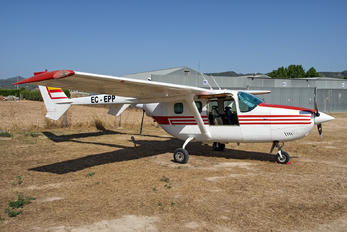 EC-PPP - Private Cessna 337 Skymaster