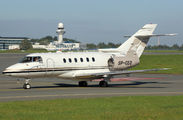 SP-CEO - Blue Jet Hawker Beechcraft 750 aircraft