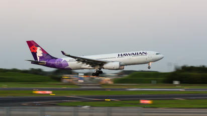 N374HA - Hawaiian Airlines Airbus A330-200