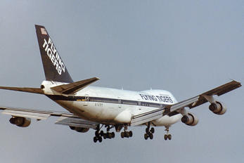 N747FT - Flying Tigers Boeing 747-200F