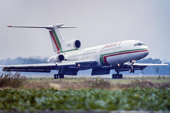 LZ-BTW - Balkan Tupolev Tu-154M