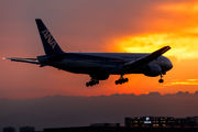 JA714A - ANA - All Nippon Airways Boeing 777-200 aircraft