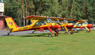 LY-BHK - Private PZL 104 Wilga 35A