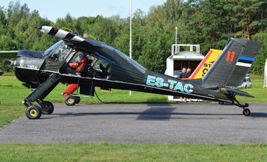ES-TAC - Private PZL 104 Wilga 35A