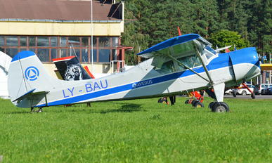 LY-BAU - Private PZL 101 Gawron