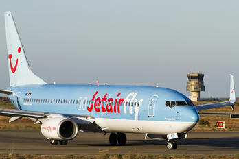 OO-JAH - Jetairfly (TUI Airlines Belgium) Boeing 737-800