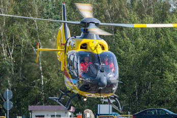 SP-HXM - Polish Medical Air Rescue - Lotnicze Pogotowie Ratunkowe Eurocopter EC135 (all models)