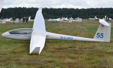 G-CJKD - Private Rolladen-Schneider LS8