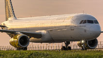 EC-MHA - Vueling Airlines Airbus A321 aircraft