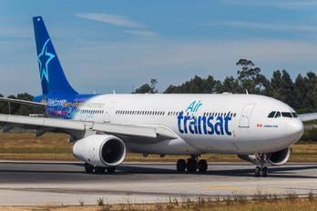 C-GTSN - Air Transat Airbus A330-200