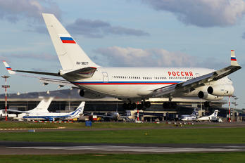 RA-96017 - Rossiya Ilyushin Il-96