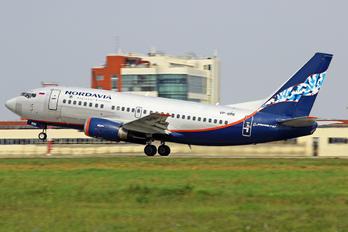 VP-BRK - Aeroflot Nord Boeing 737-500
