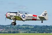 N6972C - Private North American Harvard/Texan (AT-6, 16, SNJ series) aircraft