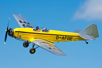 G-AFGE - Private BA Swallow 2