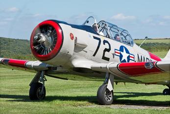 N6972C - Private North American Harvard/Texan (AT-6, 16, SNJ series)