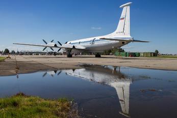 RA-75899 - Russia - Air Force Ilyushin Il-22