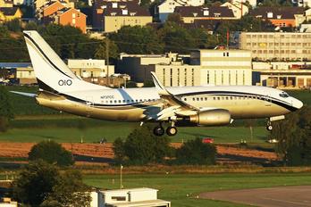 N737CC - Mid East Jet Boeing 737-700 BBJ