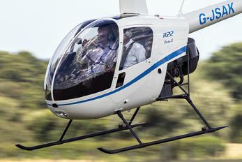 G-JSAK - Thurston Helicopters Robinson R22